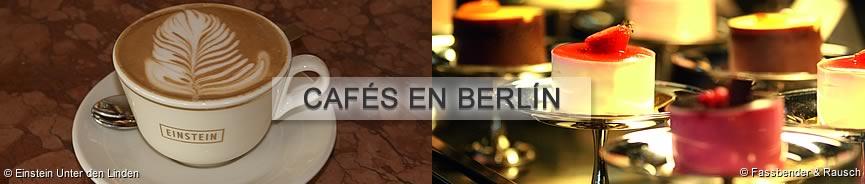 Los mejores cafés de Berlín