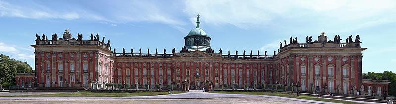 Nuevo Palacio, Potsdam