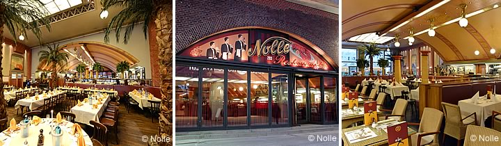 Restaurantes Berlín Nolle