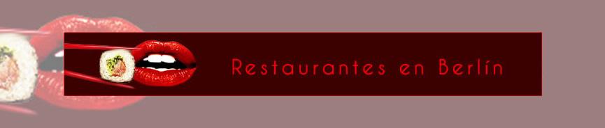 Restaurantes en Berlín