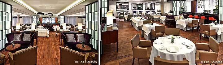 Restaurant Les Solistes